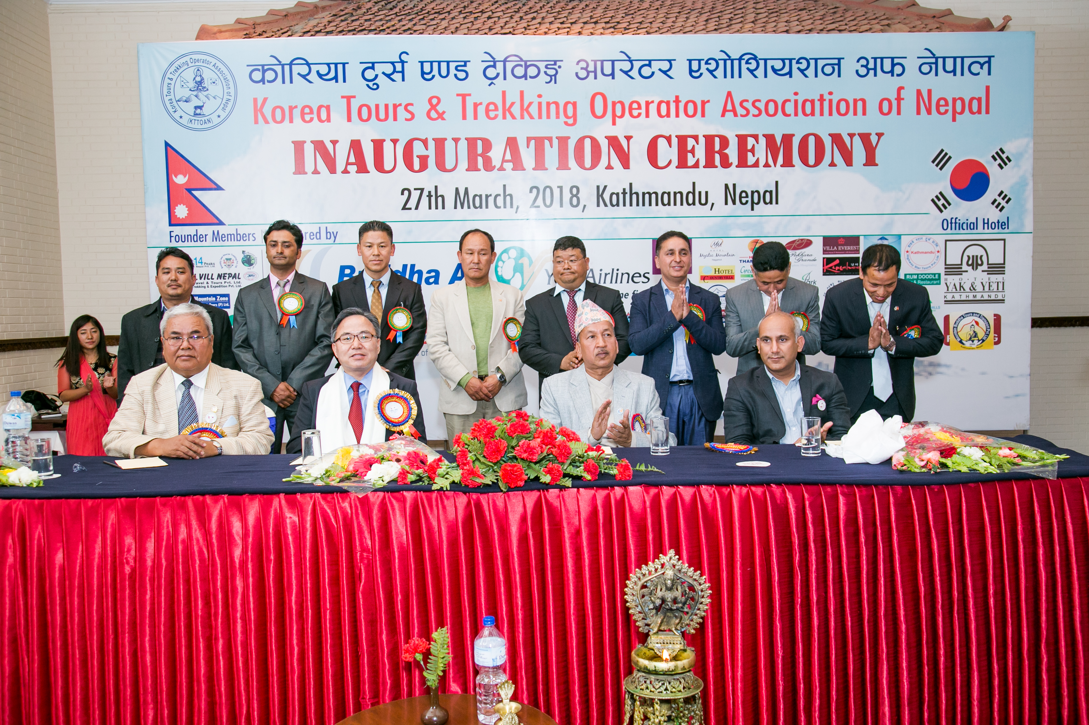 Korea Tours and Trekking Operator Association of Nepal formed to boost tourist arrivals